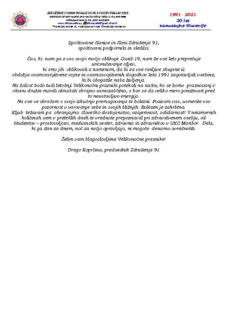 thumbnail of Spletna – Velikonočna poslanica – 2.4. 21docx